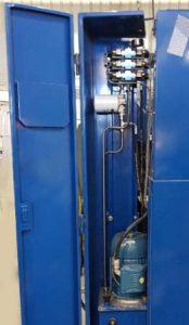 Industrial Waste Compactor Hydraulics