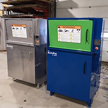 SacPac Food Waste Compactor
