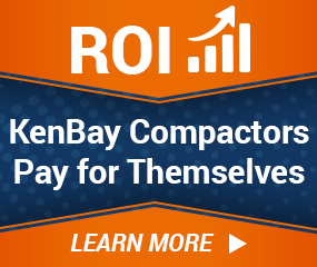 Kenbay Compactors Pay for Themselves