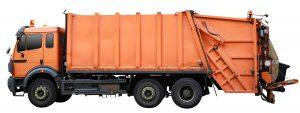 Garbage Dump Truck
